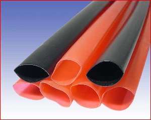 Rury termokurczliwe cienkościenne RC 19/9,5, standardowe