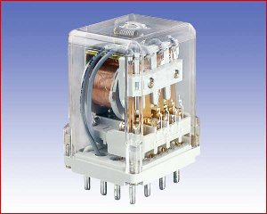 Przekaźnik R15 4P 12V DC