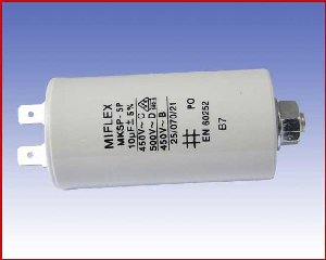 Kondensator rozruchowy MKSP-5P 10µF