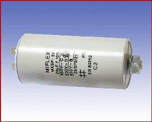 Kondensator rozruchowy MKSP-5P 20µF