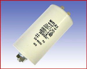 Kondensator rozruchowy MKSP-5P 22µF