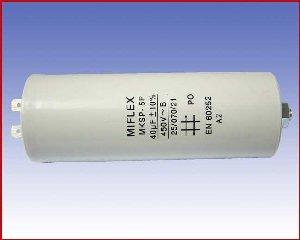Kondensator rozruchowy MKSP-5P 40µF