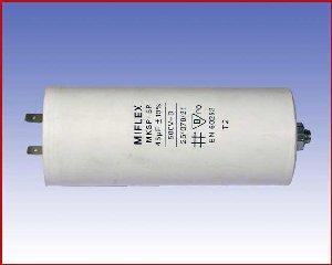 Kondensator rozruchowy MKSP-5P 45µF