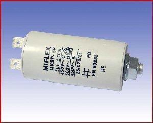 Kondensator rozruchowy MKSP-5P 5µF