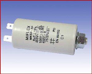 Kondensator rozruchowy MKSP-5P 6µF