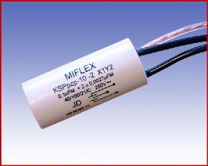 Kondensator przeciwzakłóceniowy KSPpz-10-2, 0,1µF+2*2700pF