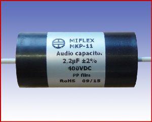 Kondensator audio MKP-11 2,2µF