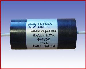 Kondensator audio MKP-11 0,68µF
