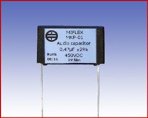 Kondensator audio MKP-01 0,47µF