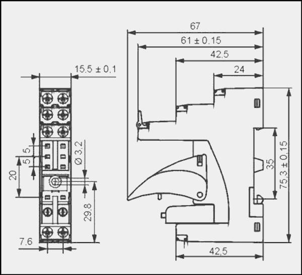 Gniazdo GZT-80