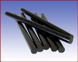 Klej termotopliwy (1021 czarny)