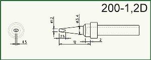 Grot Quick 200-1.2D