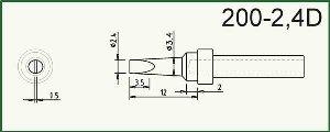 Grot Quick 200-2.4D