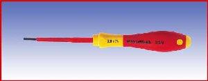 Wkrętak izolowany płaski Wicha SoftFinish electric, 320N, 2,5x75