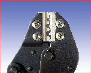 Ręczna praska ERKO do tulejek 0,5 - 6,0 mm² (20 – 10 AWG)