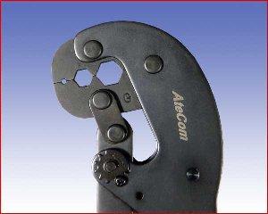 Ręczna praska HT-106G do złącz BNC 2,54 /8,20 /11,40 mm (.010