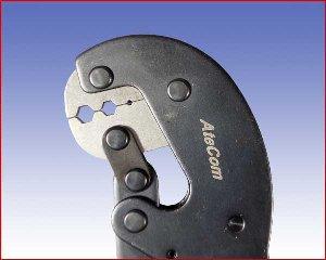 Ręczna praska HT-106A do złącz BNC 1,72 /5,40 /6,48 mm (.068