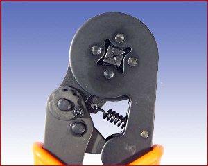 Automatyczny zaciskacz YAC 8 do tulejek 0,08 - 6,0 mm² (28 – 10 AWG)
