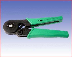 Automatyczny zaciskacz YAC 9 do tulejek 0,08 - 6,0 mm² (28 – 10 AWG)
