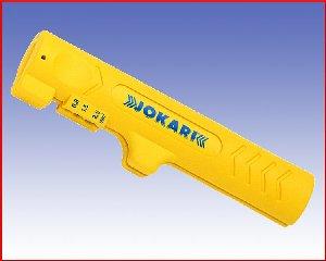 Nóż Jokari do ściągania izolacji z kabli płaskich No. 14,  0,8/ 1,5/ 2,5 mm² (20/ 16/ 14 AWG)