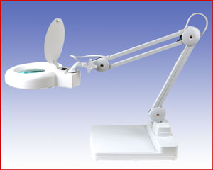 Lupa lampa, model: T8066 x5D