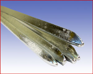 S-Sn99Cu1 (LC99M1)pręty