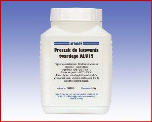Proszek ALU22 do lutowania twardego aluminium i metali lekkich