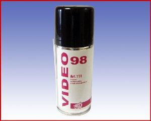 VIDEO 98, preparat do czyszczenia głowic magnetycznych.