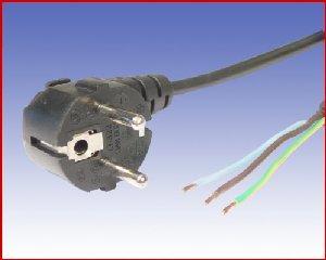Kabel przewód sieciowy zasilający 1,8m 16A