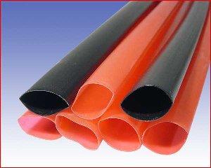 Rury termokurczliwe cienkościenne RC 25,4/12,7, standardowe