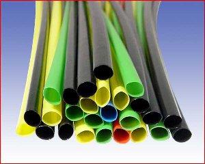 Rury termokurczliwe cienkościenne RC 9,5/4,8, standardowe