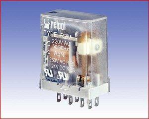 Przekaźnik R2M 2P 230 AC