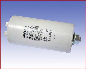 Kondensator rozruchowy MKSP-5P 18µF