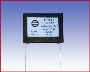 Kondensator audio MKP-02 1,0µF