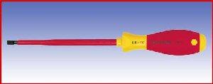 Wkrętak izolowany płaski Wicha SoftFinish electric, 320N, 8,0x175