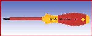 Wkrętak izolowany krzyżowy Wicha SoftFinish electric, 321N, PH0x60