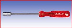 Klucz nasadowy sześciokątny z rączką Classic Wiha 342/SW 7x125