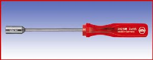 Klucz nasadowy sześciokątny z rączką Classic Wiha 342/SW 8x125