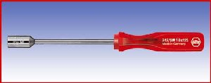 Klucz nasadowy sześciokątny z rączką Classic Wiha 342/SW 10x125