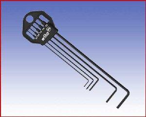 Zestaw kluczy trzpieniowych sześciokątnych Wiha w uchwycie 5-cz. 352 HM5B