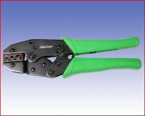 Ręczna praska HT-236C do konektorów 0,5-1 /1,5-2,5 /4-6 mm² (20-17 /15-13 /11-9 AWG)