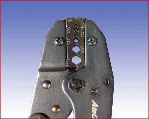 Ręczna praska HT-336G do złącz BNC 1,09 /1,72 /2,54 /3,48 /5,41 /6,48 mm (.043