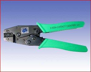 Ręczna praska YAC4 do konektorów oraz D-SUB 0,08-0,25 /0,25-0,5 mm² (30-24 /22-18 AWG)