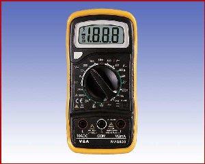 MAS830 - Multimetr cyfrowy z sygnalizacja akustyczną
