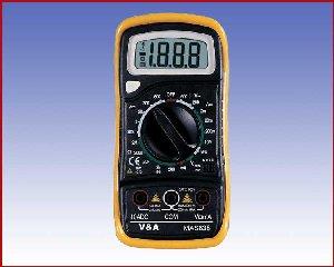 MAS838 - Multimetr cyfrowy z pomiarem temperatury