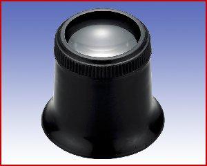 Prostokątna lupa z rączką 50x76, model: 2361