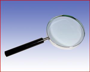 Klasyczna lupa z rączką x2,3 ø90, model: 2655