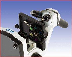 BioLight 200 z dodatkowym zasilaniem bateryjnym.