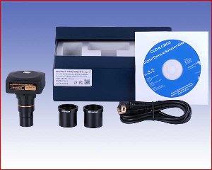 Okular mikroskopowy / kamera 5 MP PRO