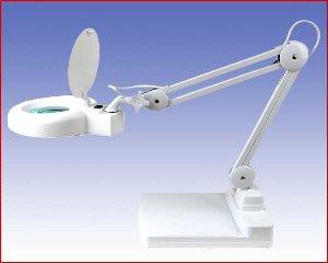 Lupa lampa, model: T8066 x3D